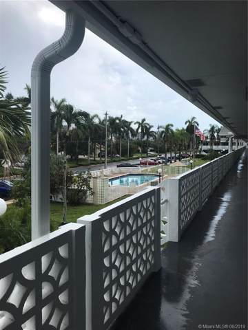 600 Layne Blvd #226, Hallandale Beach, FL 33009 (MLS #A10729198) :: Re/Max PowerPro Realty