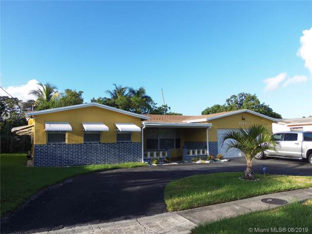 4210 NW 26th St, Lauderhill, FL 33313 (MLS #A10729933) :: Ray De Leon with One Sotheby's International Realty