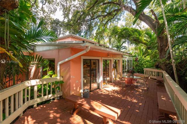 4141 Battersea Road Lot 0, Coconut Grove, FL 33133 (MLS #A10730110) :: Carole Smith Real Estate Team