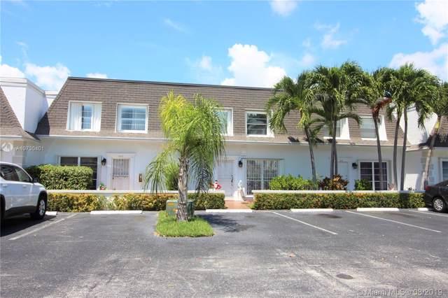 947 NE 26th Ave #947, Hallandale, FL 33009 (MLS #A10730401) :: Berkshire Hathaway HomeServices EWM Realty