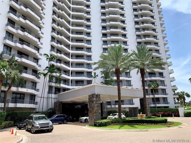 3300 NE 191st St #409, Aventura, FL 33180 (MLS #A10730446) :: Grove Properties
