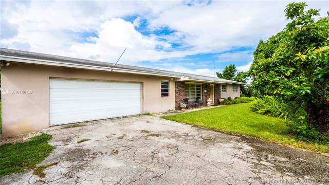 18675 SW 256th St, Homestead, FL 33031 (#A10730547) :: Real Estate Authority