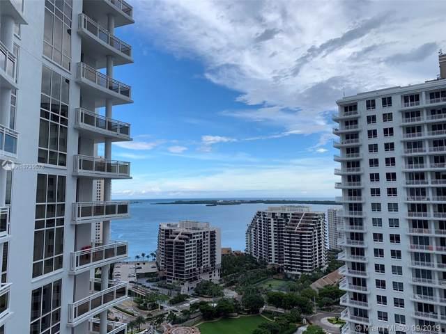 901 Brickell Key Blvd #2702, Miami, FL 33131 (MLS #A10730578) :: Berkshire Hathaway HomeServices EWM Realty