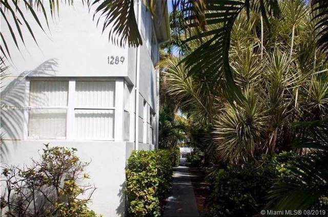1289 Marseille Dr #149, Miami Beach, FL 33141 (MLS #A10730982) :: Patty Accorto Team