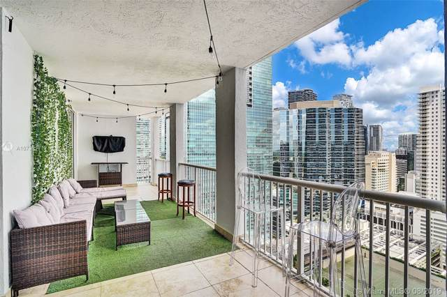 170 SE 14th St #2808, Miami, FL 33131 (MLS #A10731171) :: Berkshire Hathaway HomeServices EWM Realty