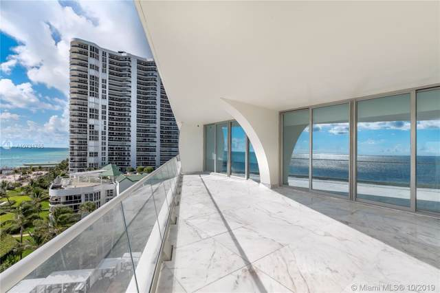 16901 Collins Ave #803, Sunny Isles Beach, FL 33160 (MLS #A10731755) :: The Riley Smith Group