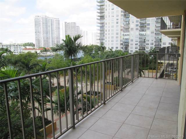290 174th St #604, Sunny Isles Beach, FL 33160 (MLS #A10731919) :: United Realty Group