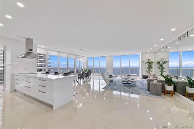 1850 S Ocean Dr #4401, Hallandale, FL 33009 (MLS #A10732793) :: Green Realty Properties