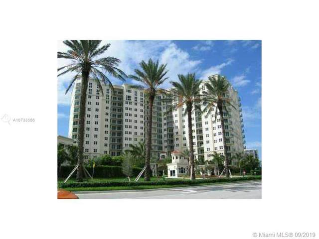 20000 E Country Club Dr #302, Aventura, FL 33180 (MLS #A10733066) :: Green Realty Properties