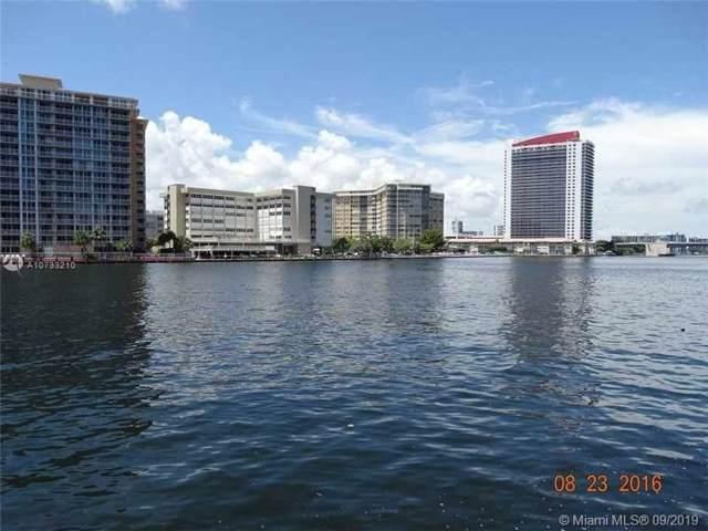 1913 S Ocean Dr #425, Hallandale, FL 33009 (MLS #A10733210) :: United Realty Group