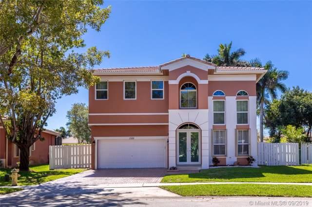 13192 SW 24th St, Miramar, FL 33027 (MLS #A10733716) :: Grove Properties