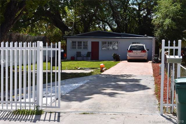 2218 NW 59th St, Miami, FL 33142 (MLS #A10734130) :: The Teri Arbogast Team at Keller Williams Partners SW