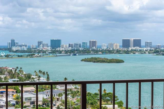 1800 NE 114th St #2103, North Miami, FL 33181 (MLS #A10734451) :: Berkshire Hathaway HomeServices EWM Realty