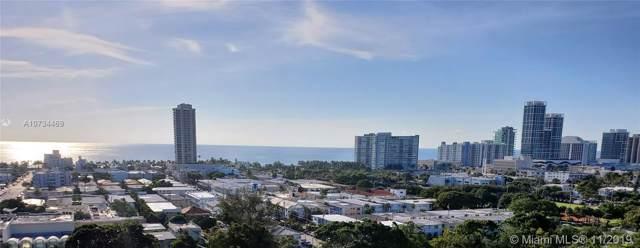 7441 Wayne Ave 14L, Miami Beach, FL 33141 (MLS #A10734469) :: The Kurz Team