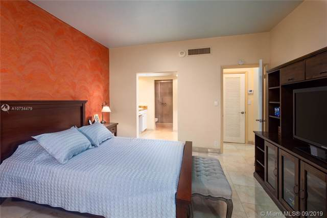 1111 Crandon Blvd A105, Key Biscayne, FL 33149 (MLS #A10734479) :: Grove Properties