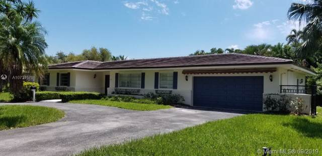 1460 Campamento Ave, Coral Gables, FL 33156 (MLS #A10734579) :: The Adrian Foley Group