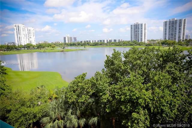 20000 E Country Club Dr #510, Aventura, FL 33180 (MLS #A10734598) :: Grove Properties