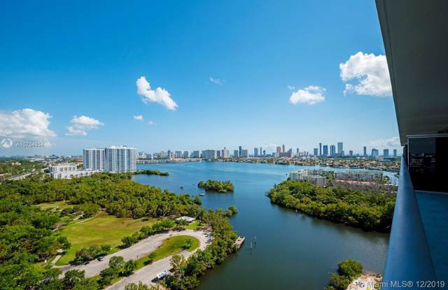 16385 Biscayne Blvd #2101, North Miami Beach, FL 33160 (MLS #A10734994) :: United Realty Group