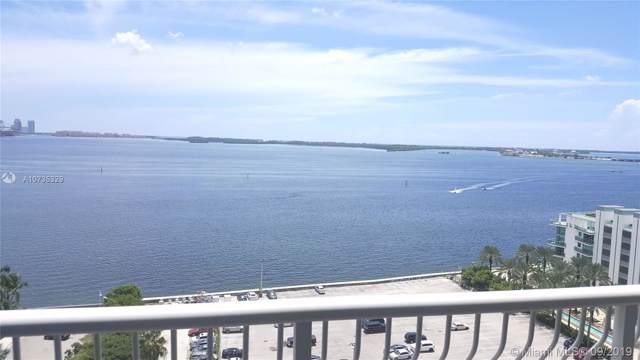 1200 Brickell Bay Dr #1501, Miami, FL 33131 (MLS #A10735329) :: Patty Accorto Team