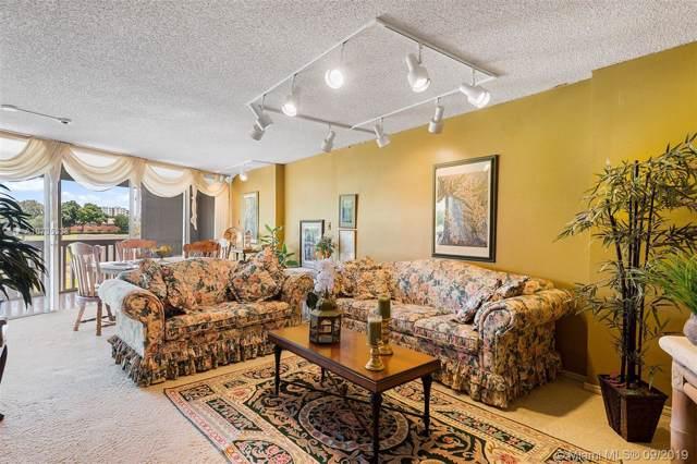 6901 Environ Blvd 1B, Lauderhill, FL 33319 (MLS #A10735338) :: The Howland Group