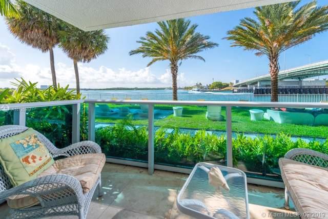 290 Bal Bay Dr #102, Bal Harbour, FL 33154 (MLS #A10735383) :: Castelli Real Estate Services