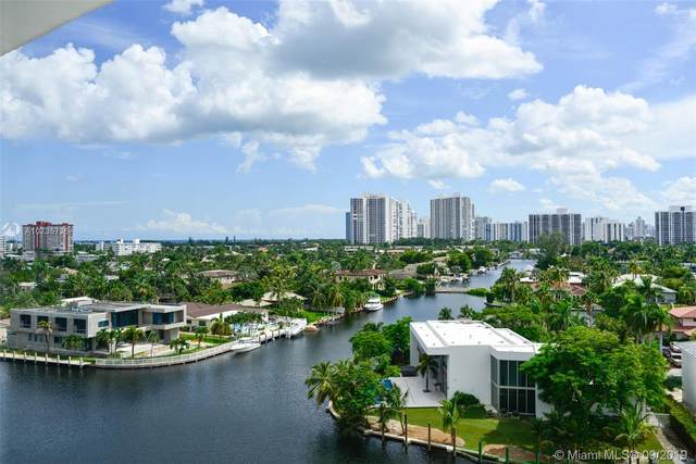 401 Golden Isles Dr #904, Hallandale Beach, FL 33009 (MLS #A10735736) :: Ray De Leon with One Sotheby's International Realty
