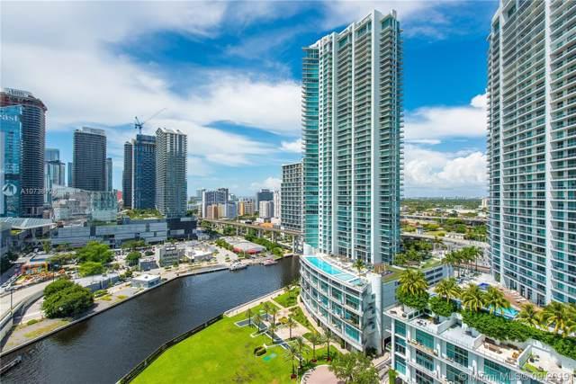 350 S Miami Ave #2206, Miami, FL 33130 (MLS #A10736126) :: The Adrian Foley Group