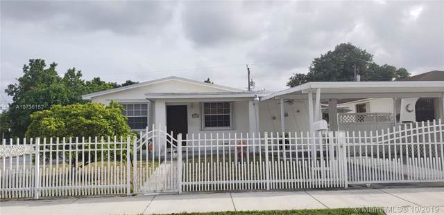 1070 W 32nd St, Hialeah, FL 33012 (MLS #A10736182) :: Albert Garcia Team