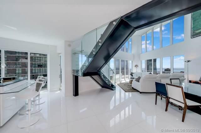60 SW 13th St #4800, Miami, FL 33130 (MLS #A10736244) :: Green Realty Properties