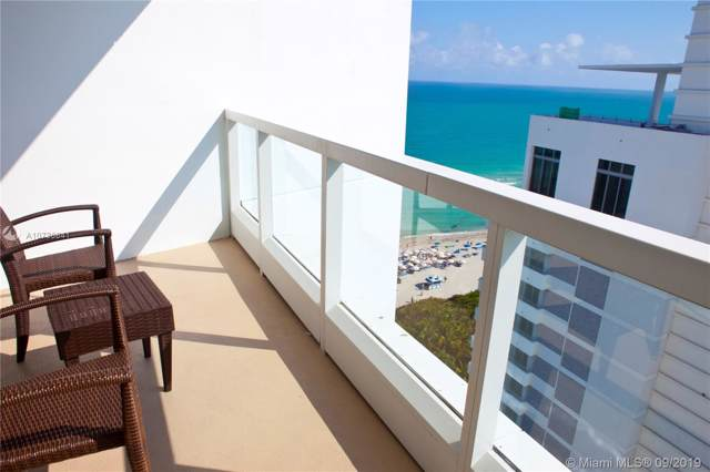 4391 Collins Ave #1913, Miami Beach, FL 33140 (MLS #A10736841) :: The Teri Arbogast Team at Keller Williams Partners SW
