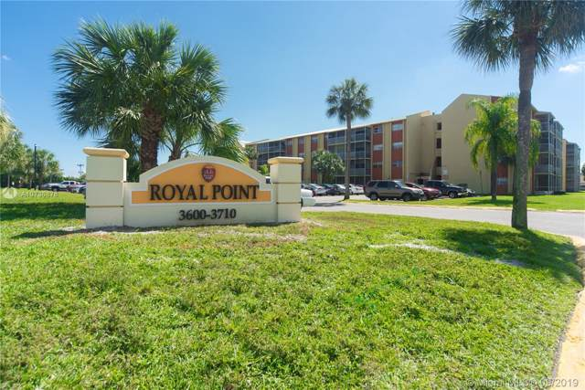 3700 NW 21st St #204, Lauderdale Lakes, FL 33311 (MLS #A10736878) :: Grove Properties