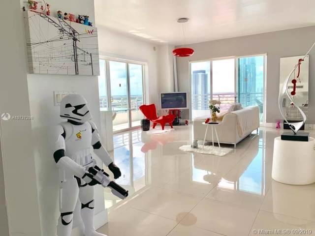 133 NE 2nd Ave #3013, Miami, FL 33132 (MLS #A10737298) :: Berkshire Hathaway HomeServices EWM Realty