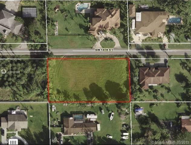 14 Sw St, Pembroke Pines, FL 33029 (MLS #A10737308) :: Berkshire Hathaway HomeServices EWM Realty