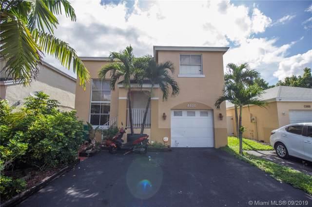 4400 SW 72nd Way, Davie, FL 33314 (MLS #A10737692) :: Green Realty Properties