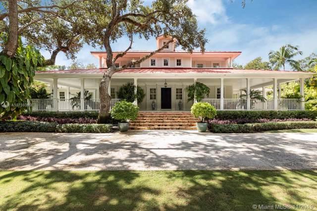 11090 Snapper Creek Rd, Coral Gables, FL 33156 (MLS #A10738000) :: Grove Properties