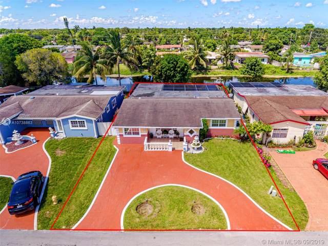 7551 Alhambra Blvd, Miramar, FL 33023 (MLS #A10738863) :: RE/MAX Presidential Real Estate Group