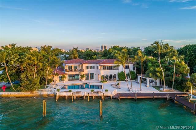 5980 N Bay Rd, Miami Beach, FL 33140 (MLS #A10738929) :: The Jack Coden Group