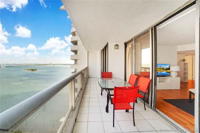 1717 N Bayshore Dr A-3340, Miami, FL 33132 (MLS #A10738941) :: Grove Properties