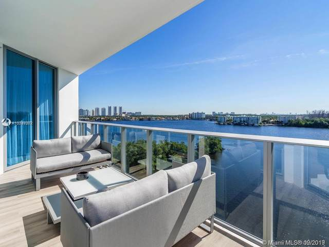 17111 Biscayne Blvd #706, North Miami Beach, FL 33160 (MLS #A10739372) :: Dalton Wade Real Estate Group