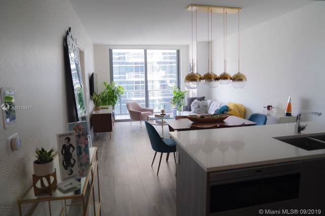 801 S Miami Ave #1508, Miami, FL 33130 (MLS #A10739477) :: Grove Properties