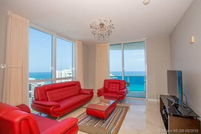 1945 S Ocean Dr #2214, Hallandale Beach, FL 33009 (MLS #A10740022) :: The Riley Smith Group