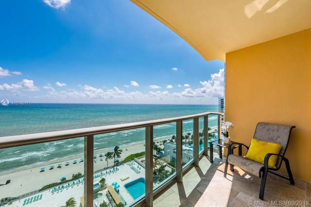 2501 S Ocean Dr #1621, Hollywood, FL 33019 (MLS #A10740171) :: Green Realty Properties