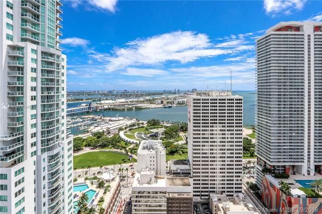 133 NE 2nd Ave #1206, Miami, FL 33132 (MLS #A10740680) :: Re/Max PowerPro Realty
