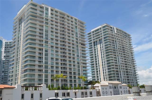 300 Sunny Isles Blvd #2502, Sunny Isles Beach, FL 33160 (MLS #A10740763) :: The Paiz Group