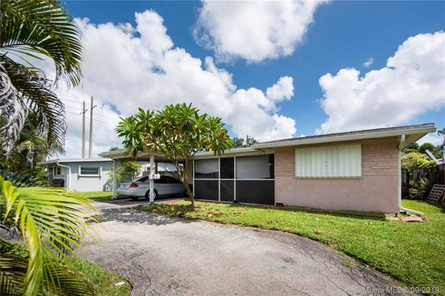2331 N 68th Ave, Hollywood, FL 33024 (MLS #A10741051) :: Laurie Finkelstein Reader Team