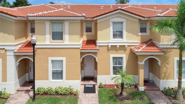 12987 SW 30 #131, Miramar, FL 33027 (MLS #A10741122) :: Green Realty Properties