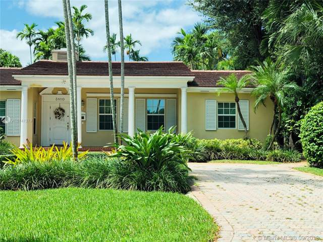 3810 Alhambra Cir, Coral Gables, FL 33134 (MLS #A10741379) :: Berkshire Hathaway HomeServices EWM Realty