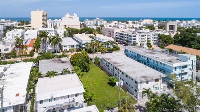 1020 Pennsylvania Avenue, Miami Beach, FL 33139 (MLS #A10741485) :: The Teri Arbogast Team at Keller Williams Partners SW