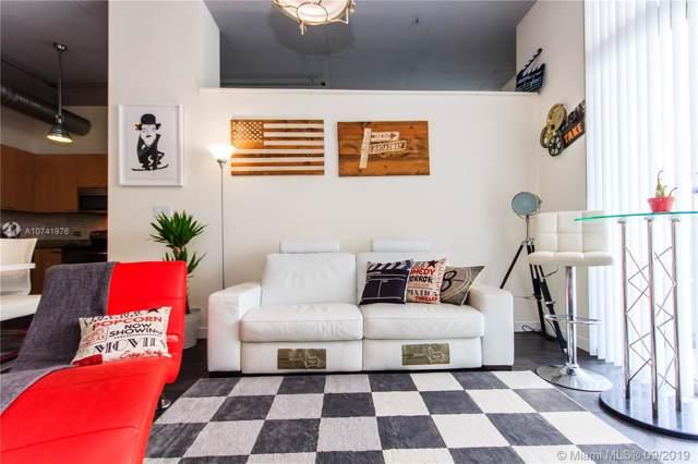 2100 Van Buren St #321, Hollywood, FL 33020 (MLS #A10741976) :: Castelli Real Estate Services