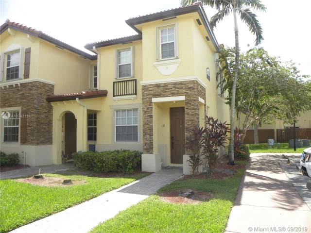 1555 NE 33rd Rd 112-2, Homestead, FL 33033 (MLS #A10742131) :: Berkshire Hathaway HomeServices EWM Realty